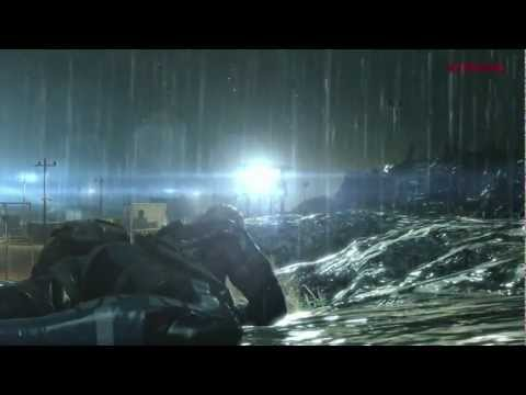 Metal Gear Solid Ground Zeroes Primeiros 10 minutos