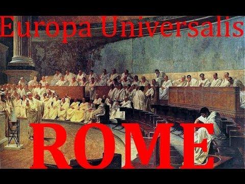Europa Universalis Rome - Episode 1 (Fixed)