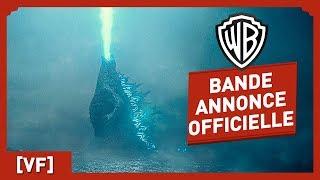 Godzilla II : Roi des Monstres - Bande Annonce Comic.Con VF