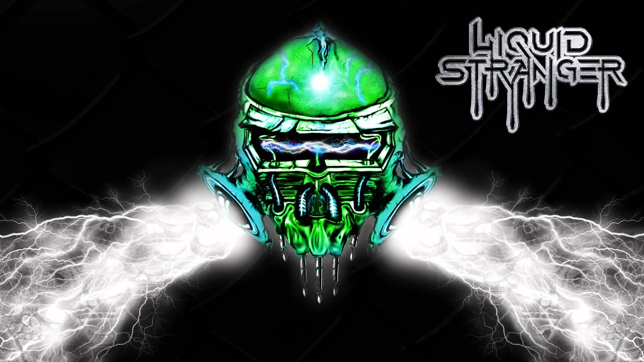 Liquid Stranger Logo Liquid Stranger vs