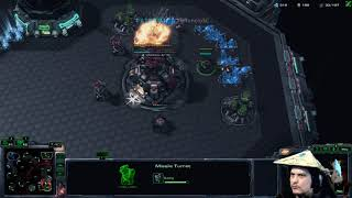 StarCraft 2 Terran vs Protoss  Skytoss is strong