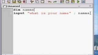 Learning BASIC Programming: Lesson 1