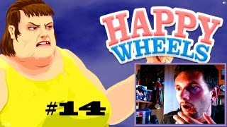 Happy Wheels #14 Żołędzie i kasztanki (Roj-Playing Games!)