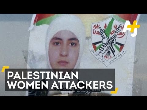 Palestinian Female Attackers