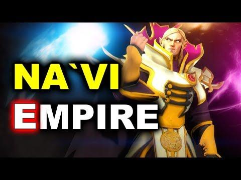 NAVI vs EMPIRE - GAME OF THE DAY! - StarLadder Minor DOTA 2