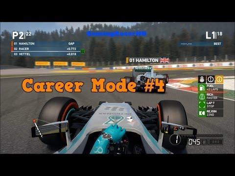 F1 2014 - Career Mode (Short Season 1) Race #4 - Austrian Grand Prix (1080p HD)