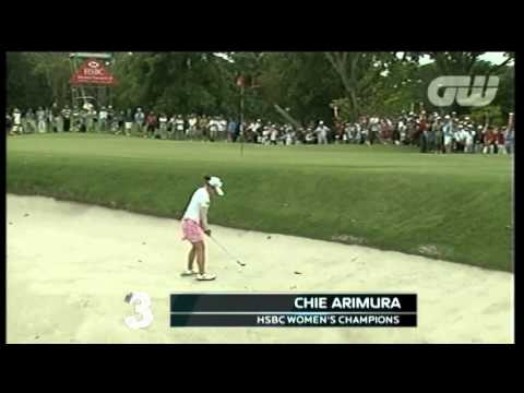 LPGA Tour Top 5 Shots Of The Month - February