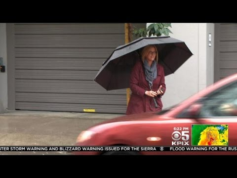 Comparing Uber, Lyft, Taxis During Big Bay Area Storm