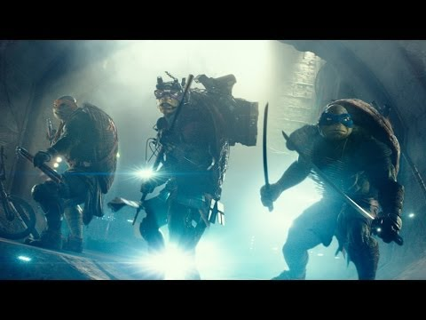 TEENAGE MUTANT NINJA TURTLES Trailer #2