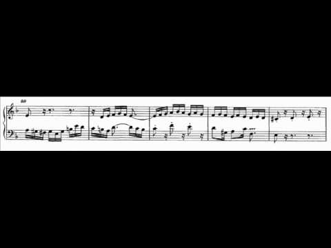 Бах Иоганн Себастьян - Bwv 1080 - Contrapunctus Xii Canon Alla Ottava