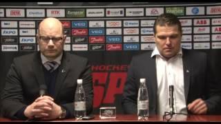 Sport - Jukurit lehdistötilaisuus 20.12.2016