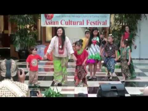 Kedaton Kid Fashion Show - Asian Cultural Festival 2015