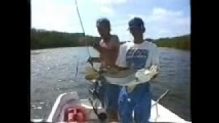 Gionata Fishing in Cuba... tarpon e crocodile...