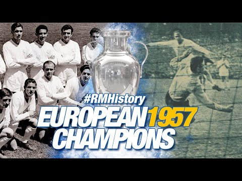 2nd European Cup,1957: Real Madrid 2-0 Fiorentina