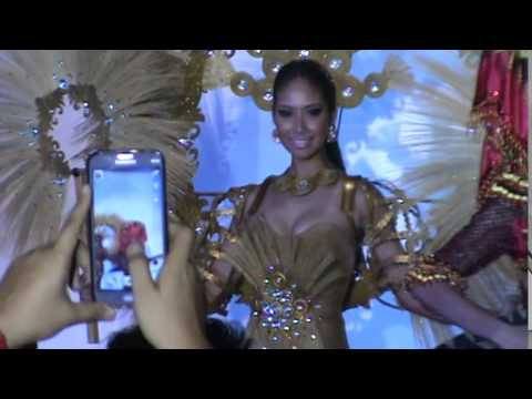 Miss Tourism World Philippines Pre-Pageant - National Costume