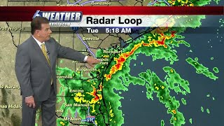 Soggy Week Continues, Watching the Tropics