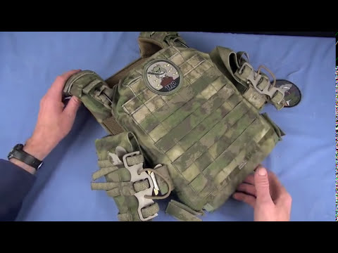 Ares Armor Derma Plate Carrier