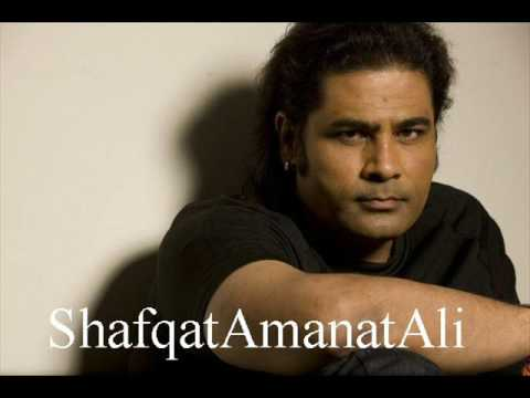 Shafqat Amanat Ali - Teri Yaad Aayi - Khamoshiyan  - With Lyrics...