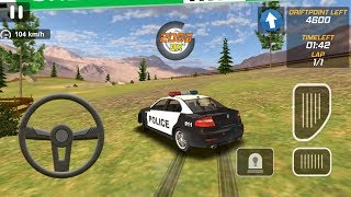Police Drift Car Driving Simulator (by Game Pickle) Android Gameplay [HD]