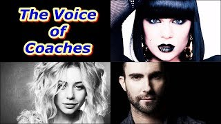 Download Lagu The Voice of Coaches Gratis STAFABAND