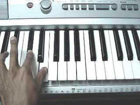 Tereliye Keyboard Tutorial video