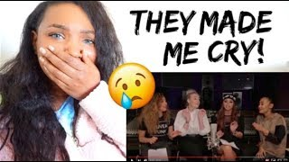 Little Mix Acapella Queens REACTION