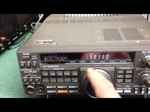 Kenwood TS 440 S/AT Radio Transceiver