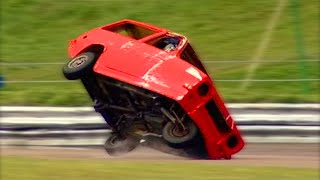 Reliant Robin Challenge Special #TBT - Fifth Gear