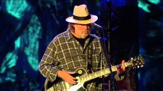 Neil Young - Down By The River (Live at Farm Aid 25)