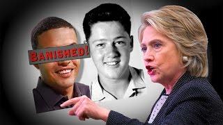 Bill Clinton Son - Hillary, I am Black and I am Real!