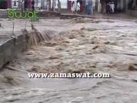 Distructive Flood In Swat Streams video