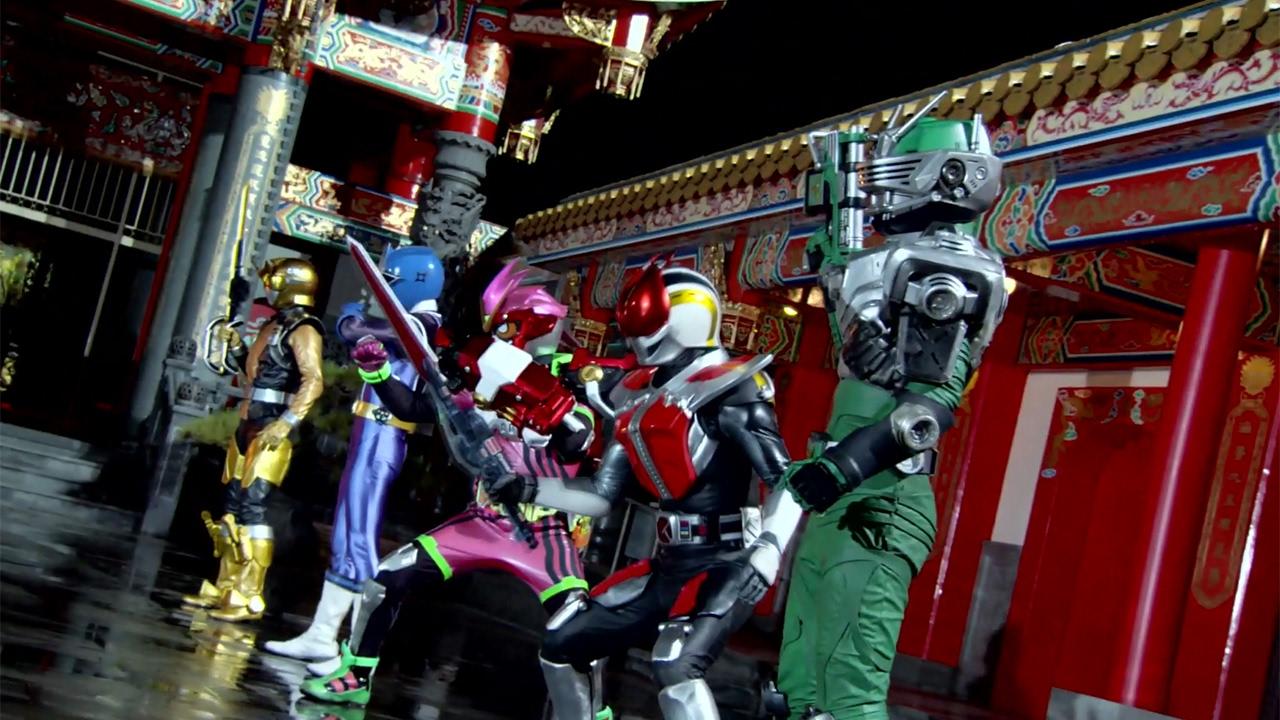 仮面ライダー×スーパー戦隊 超スーパーヒーロー大戦の画像 p1_26