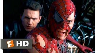 Spider-Man 3 - Spider-Man & Goblin vs. Sandman & Venom Scene (9/10) | Movieclips