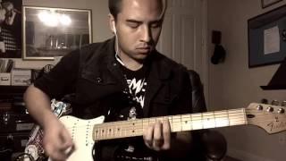 Blink-182 - Adam's Song (Guitar Cover)