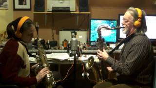 Two players one horn - My Funny Valentine - Conn NW II from 1926