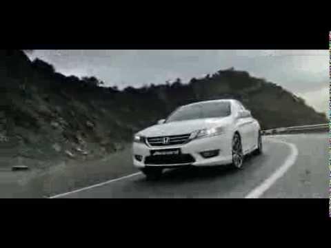 Honda Accord 2013 Обзор экстерьера и интерьера
