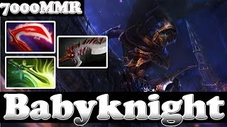 Dota 2 - Babyknight 7000MMR Plays Phantom Assassin Vol 4 - Ranked Match Gameplay!