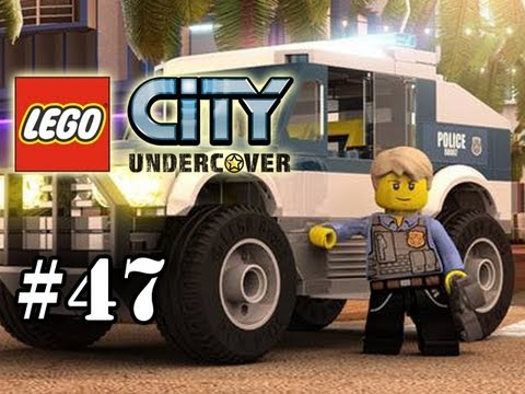 LEGO City Undercover - LEGO Brick Adventures - Episode 47 (WII U Exclusive )