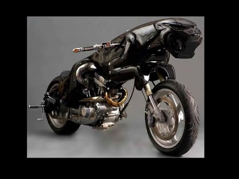 TOP 10 CRAZIEST MOTORCYCLES!