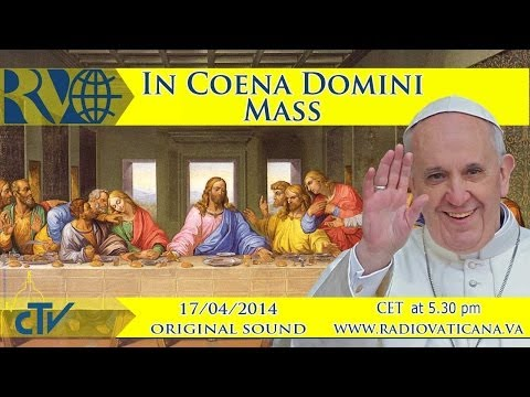 In Coena Domini Mass