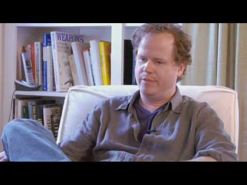 Write Environment w/ Joss Whedon