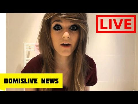 Marina Joyce YouNow Live Stream #savemarinayoice Qustion and Answer Interview