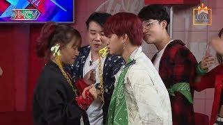 Cười đau bụng khi Winner tung chiêu ĐÔI MÔI GỢI CẢM khiến Việt Thi NGẠI NGÙNG 😂