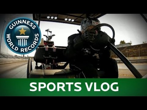 The Sports Vlog - November 2013 - Guinness World Records - Sports Vlog