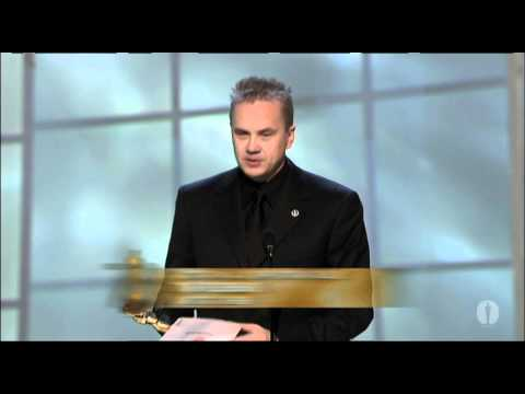 Tim Robbins winning Best Supporting Actor