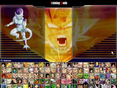 Dragon Ball M.U.G.E.N 2010!! 140 CHARS!! (DOWNLOAD)