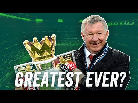 Why SIR ALEX FERGUSON is the greatest EPL manager ► with Stephen Howson & Statman Dave