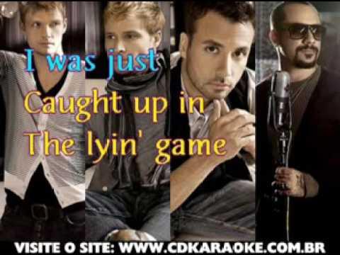 Backstreet Boys, The   Everytime I Close My Eyes
