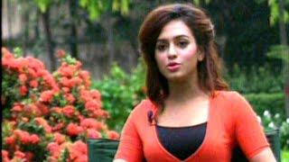 Beautiful BD Actress Nusrat Faria Talking About Her New Bangla Film
