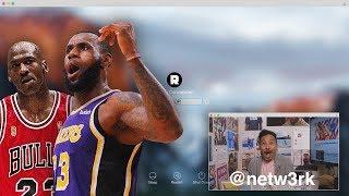LeBron James vs. Michael Jordan: Who Is the True GOAT? | NBA Desktop | The Ringer